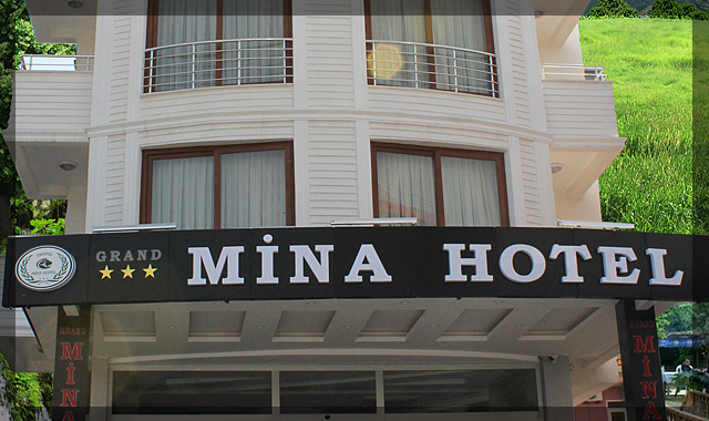 Grand Mina Hotel, Harbiye-Hatay-Turkey